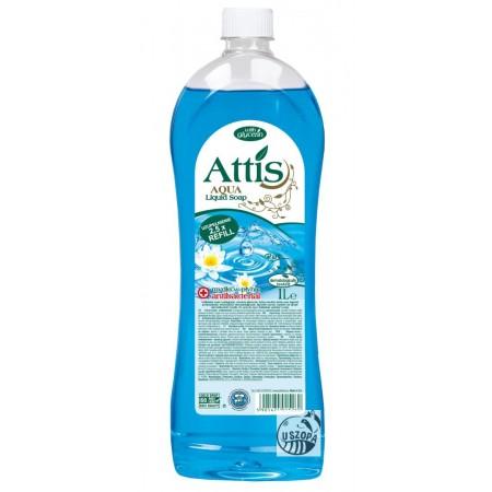 Attis mydło antybakteryjne 1L