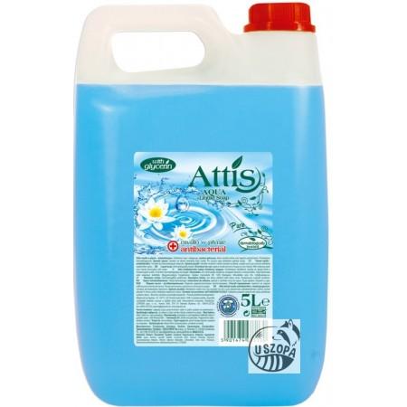 Attis mydło antybakteryjne 5L