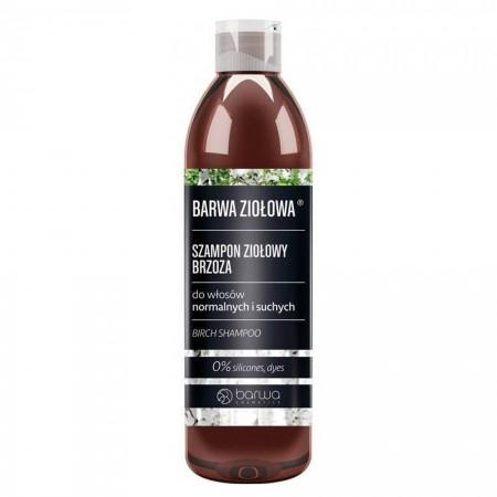 Barwa Ziołowa szampon do włosów Brzoza 250 ml