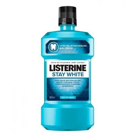 Listerine płyn do płukania ust Stay White 500ml