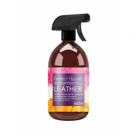 Perfect House Leather mleczko do czyszczenia skór