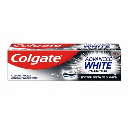 Pasta do zębów Colgate Adv. White z węglem 100 ml