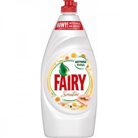 Fairy płyn do mycia naczyń rumiankowy 900ml