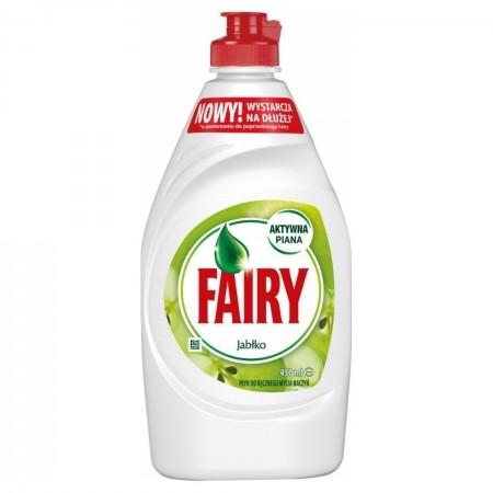 Fairy płyn do mycia naczyń apple 450ml