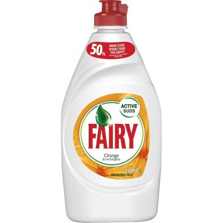Fairy płyn do mycia naczyń pomarańcza 450ml