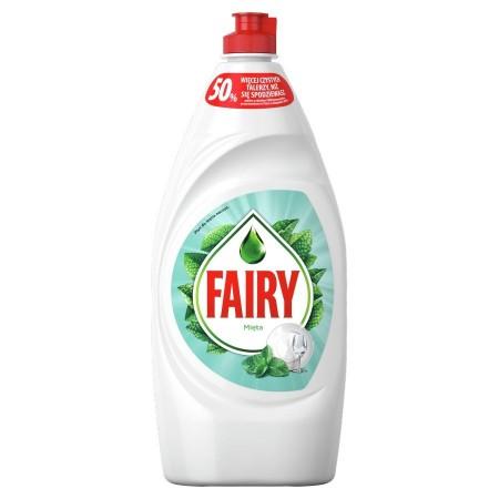 Fairy płyn do mycia naczyń mięta 850ml
