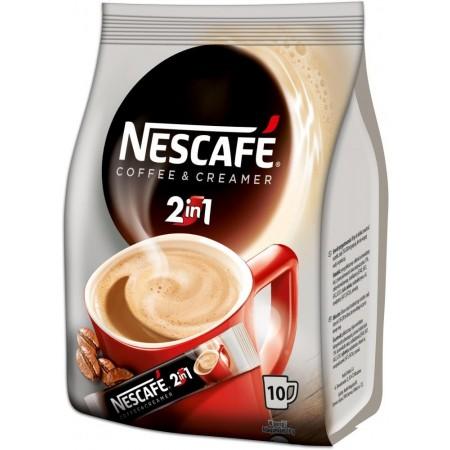 Nescafe 2w1 kawa rozpuszczalna 8g x 10 sztuk