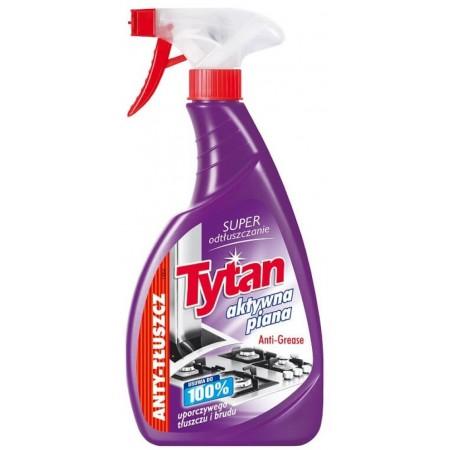 Tytan odtłuszczacz uniwersalny spray 500g