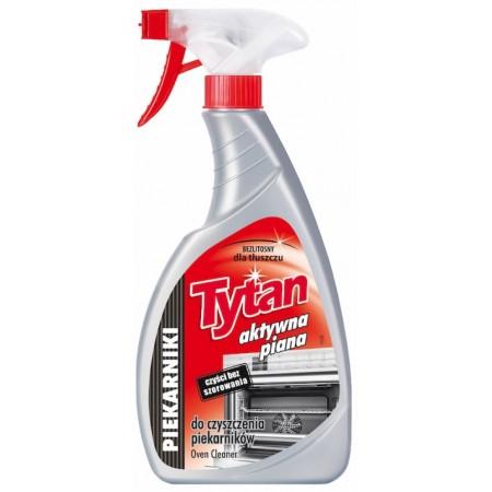 Tytan Płyn do mycia piekarników w sprayu 500g