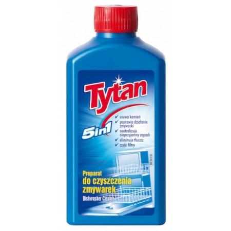 Tytan Czyścik do mycia zmywarki 5w1 250ml 1 szt