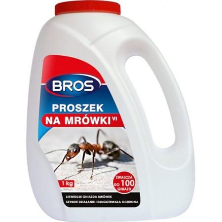 Bros Proszek do zwalczania mrówek 1kg