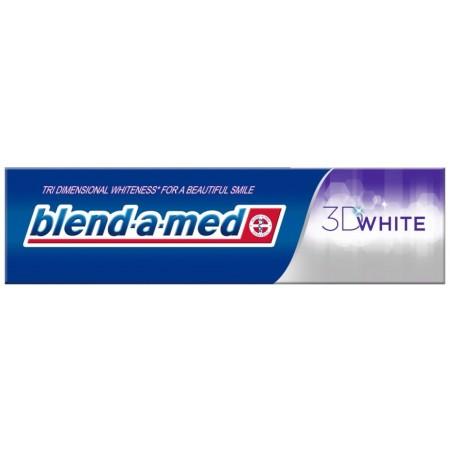 Blend-a-med 3D White pasta do zębów 100 ml
