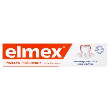 elmex Przeciw Próchnicy z aminofluorkiem pasta75ml