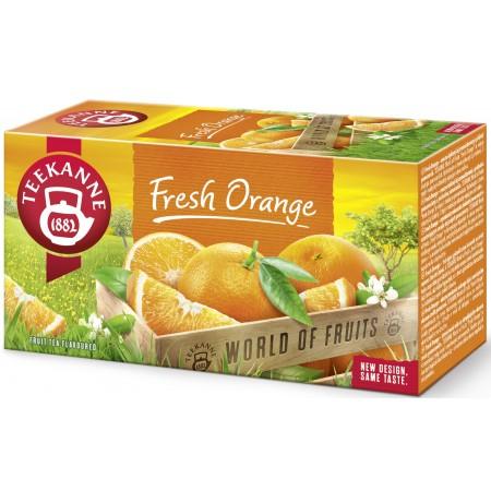 Teekanne Fresh Orange herbata