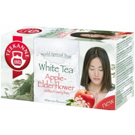 Teekanne White Tea Apple-Elderflower herbata