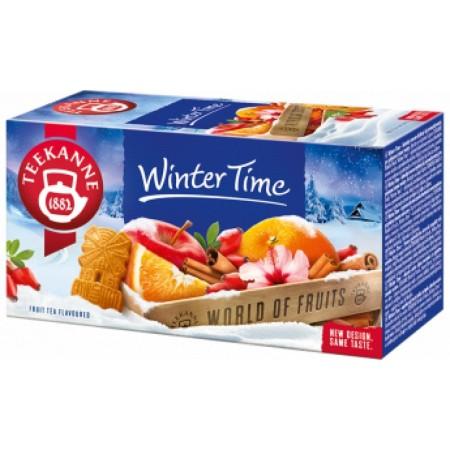 Teekanne Winter Time herbata ekspresowa 20 torebek