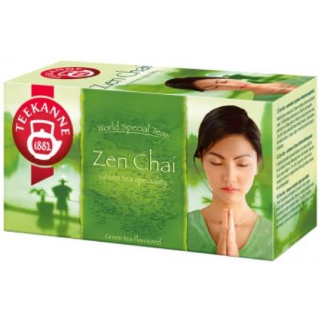 Teekanne Zen Chai herbata ekspresowa 20 saszetek
