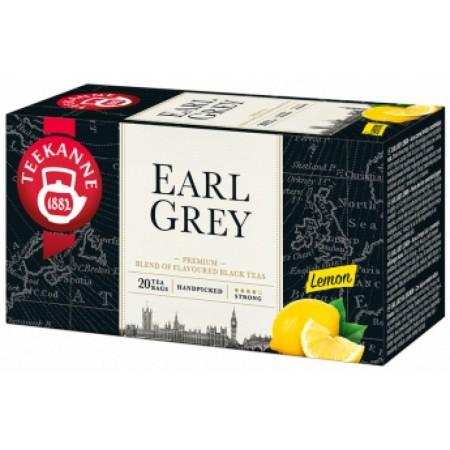 Teekanne Earl Grey Lemon herbata