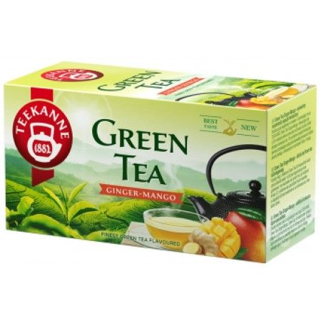 Teekanne Green Ginger-Mango herbata
