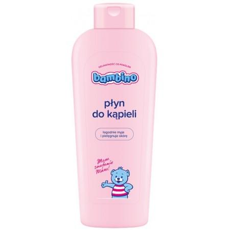 Bambino płyn do kąpieli dla dzieci 400ml