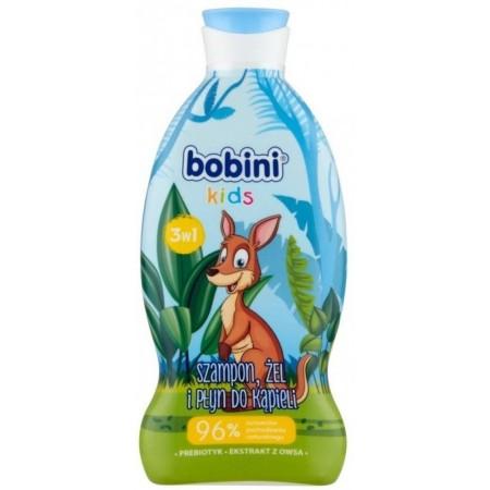 Bobini Kangur szampon, żel i płyn do kąpieli 330ml