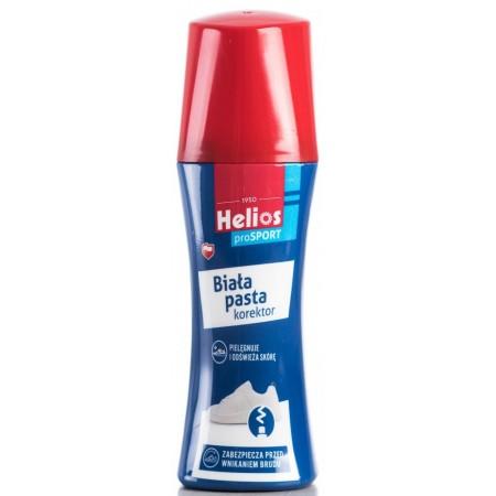 Helios proSPORT biała pasta korektor do obuwia 60ml