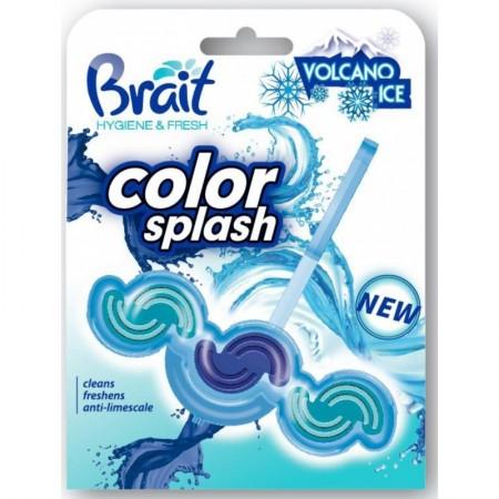Brait wc kostka barwiąca Color Splash Volcano Ice