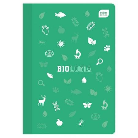 Zeszyt do biologii INTERDRUK A5 60 str. 1 szt.