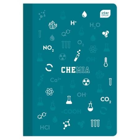Zeszyt do chemii INTERDRUK A5 60 str. 1 szt.