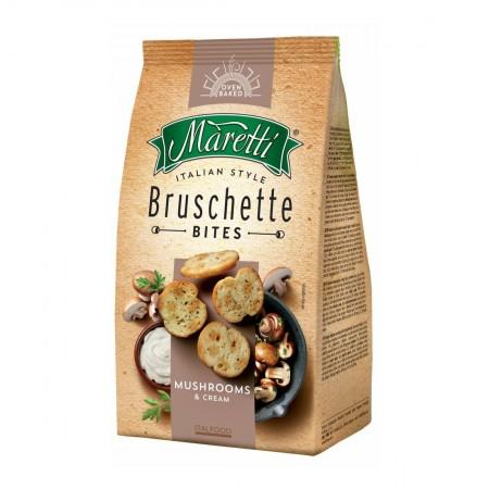 Bruschette Maretti grzyby ze śmietanką 70g