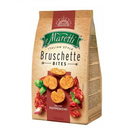 Bruschette Maretti salami pepperoni 70g