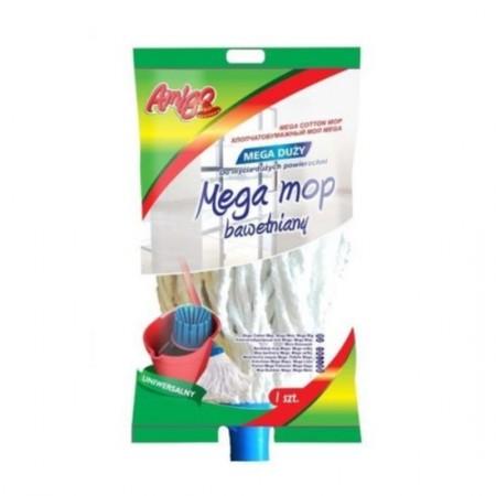 Amigo mop bawełniany Mega sznurkowy