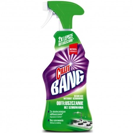 Cillit Bang Odtłuszczanie Spray 750ml
