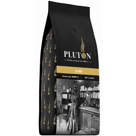 Kawa Mielona Pluton Gold 250 g