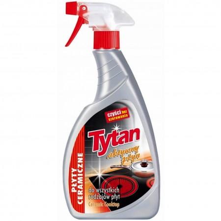 Tytan płyn do mycia płyt kuchennych spray