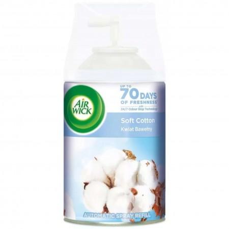 Air Wick Freshmatic Kwiat Bawełny wkład 250ml