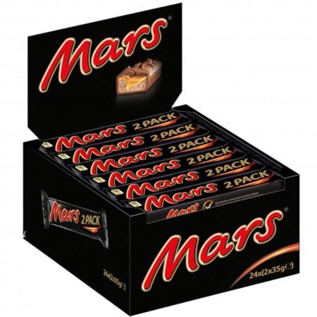 Mars dwupak 70g x 24szt