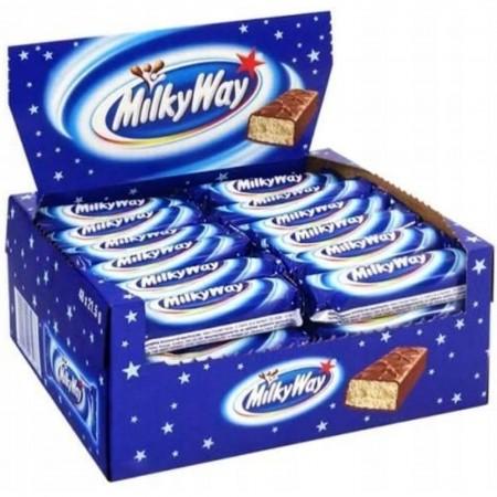 Milky Way 21,5g x 56szt opakowanie zbiorcze
