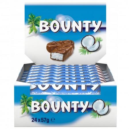 Bounty 57g x 24szt opakowanie zbiorcze