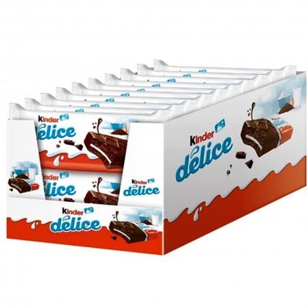 Baton Kinder Delice Cacao 39g x 20szt