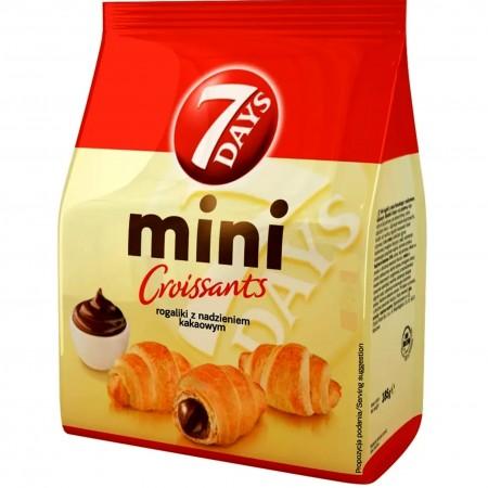 7 Days Mini rogaliki kakao 185g