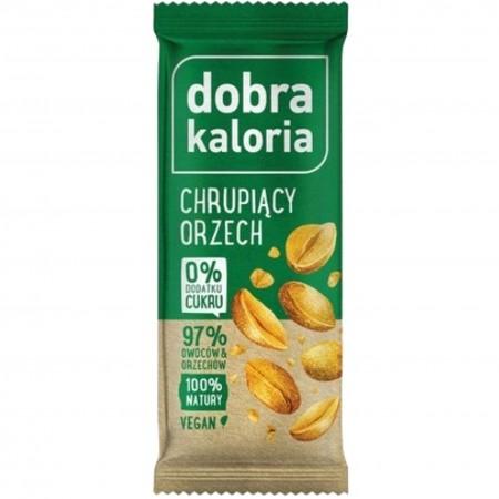 Dobra Kaloria baton chrupiący orzech 35g x 20szt