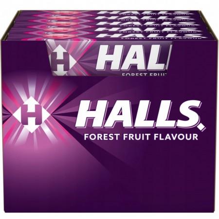 Halls forest fruit 33,5g x 20szt