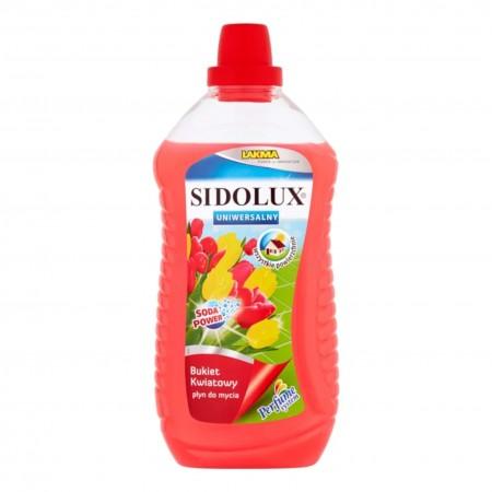 Sidolux płyn uniwersalny kwiatowy 1l