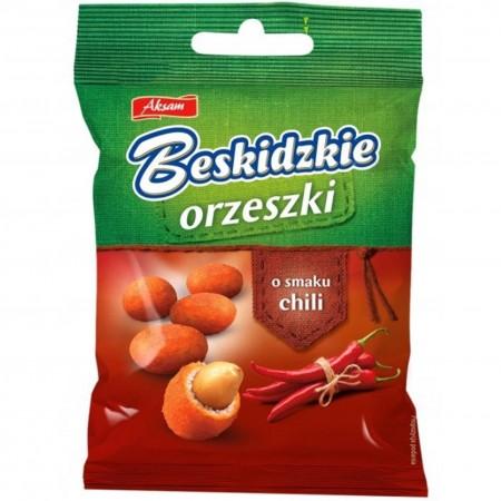 Beskidzkie orzeszki chili 70g