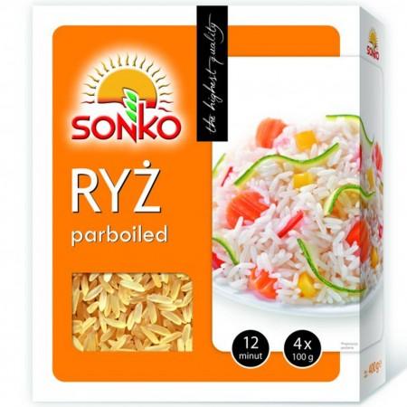 Ryż Sonko Paraboliczny 4x100g