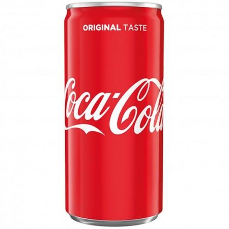 Coca Cola puszka 0,33