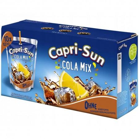 Sok Capri Sun Cola Mix 10 x 200 ml