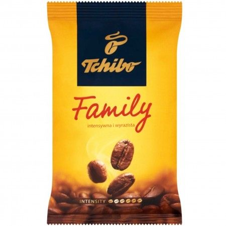 Tchibo Family kawa mielona 100g
