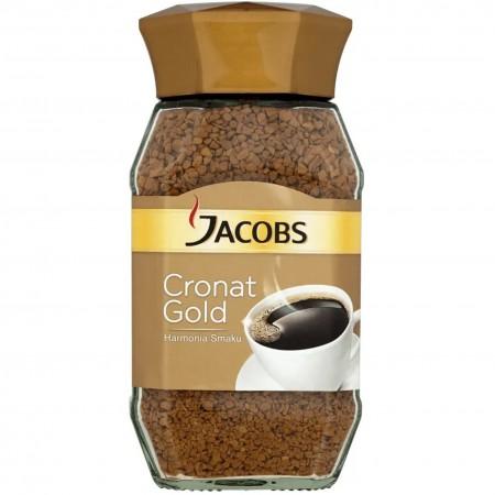 Jacobs Cronat Gold kawa rozpuszczalna 200g